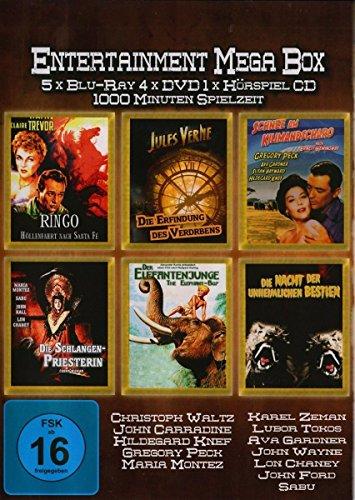 Entertainment Mega Box [Blu-ray] [Limited Edition]