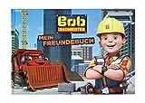 Undercover BODB0962 Bob der Baumeister, Freundebuch A5