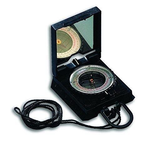 TFA Dostmann Kompass Marschkompass, schwarz, 42.1003.01, 0