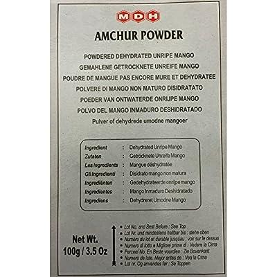 MDH Amchur Powder, Mango Pulver 100 g von MDH bei Gewürze Shop