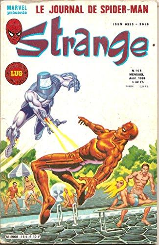strange-noe-164-le-journal-de-spider-man-editions-lug-ao-t-1983-super-hros-bande-dessine