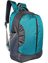 The Blue Pink Polyester 17 Ltr School Backpack