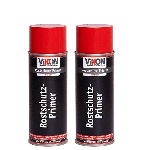 2-dosen-vikon-rostschutz-primer-spray-rotbraun-400-ml