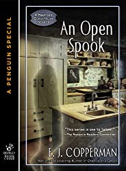 An Open Spook (A Haunted Guesthouse Mystery)