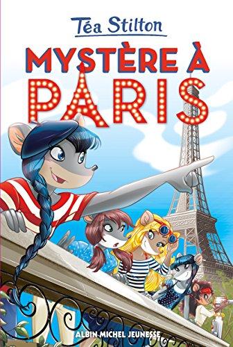 Mystère à Paris par Téa Stilton