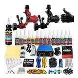 Wsj Tattoo Maschine Schönheit Werkzeuge Motor Set Anfänger Farbe Tattoo Nadel