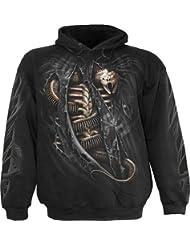 Serpents SPIRAL DIRECT Rip Hoodie Grand