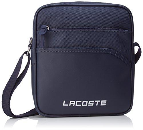 Borse Ultimate Da Uomo Di Lacoste, 5.5x26.5x23.5 Cm Blu (peacoat)