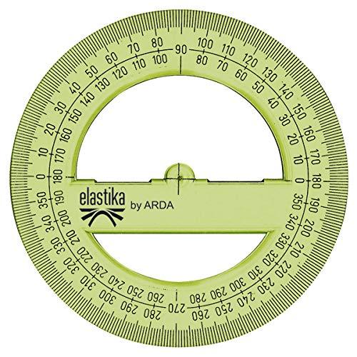 Arda Elastika, Goniometro 360° x 12 cm, Verde