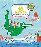 Telecharger Livres 10 histoires fantastiques Comptines devinettes activites (PDF,EPUB,MOBI) gratuits en Francaise