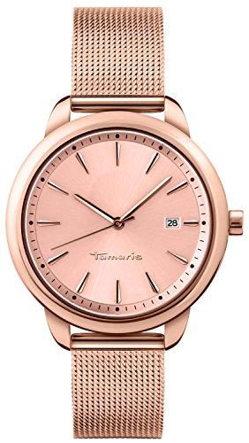 Tamaris - B09272020 - Montre Femme - Quartz - Analogique - Bracelet Acier inoxydable Or et Rose