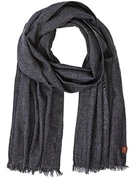 Camel Active Herren Schal 407270/6V27 Mehrfarbig (Grey/Black 6), One Size