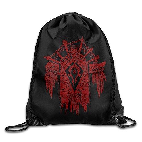 nbvncvbnbv sghshsgh Mochila con cordón,Bolsas de Gimnasia,Ruby Rose Judoka Sport Backpack Drawstring Print Bag Cool Lightweight String Bag