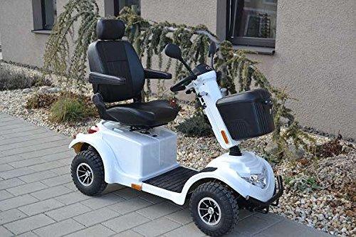 Alpenmobil Race GT elektrisches altersgerechtes Invalidenfahrzeug/Behindertenfahrzeug für Senioren oder Personen mit einer Gehbehinderung