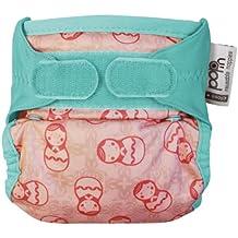 Close Parent Pop In - Pañal de tela con diseño matrioska, talla única
