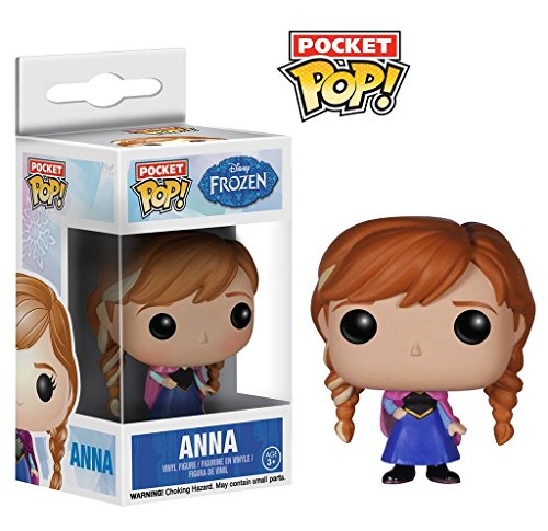 Figura Pocket POP Anna Frozen Disney