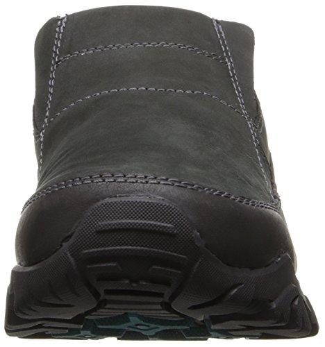 Merrell Polarand Rove Moc wasserdichte Winter Slip-on Schuh Black