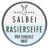 HASLINGER Salbei Rasierseife 60 g