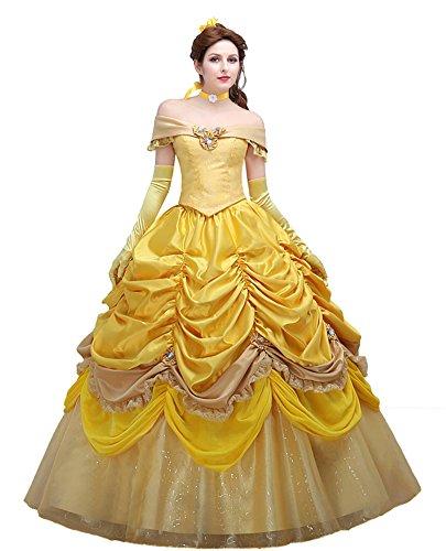 Engerla Damen Kleid Gr. 34, gelb