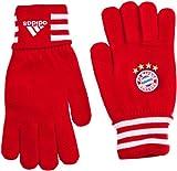Adidas Fanshop FC Bayern München 3-Streifen 3s Handschuhe Fanshop Bayern München fcbtru/wht, Größe Adidas:M