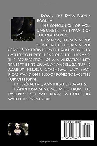 Down the Dark Path (Part 4 of 4): Down the Dark Path Mini-Serial: Volume 4 (Down the Dark Path Serial)