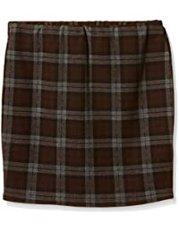 New Look Maisey Check Tube, Jupe Fille