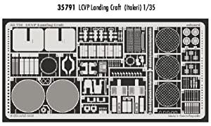 Eduard Accessories 3579130502000lcvp Landing Craft para Italeri Montar