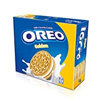 Oreo Golden Milk's Favourite Cookies - 38 gm (Pack of 16)
