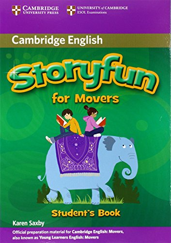 Storyfun for Movers Student's Book (Stories for Fun Student Book) by Karen Saxby (20-Jan-2011) Paperback