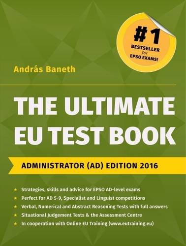 Preisvergleich Produktbild The Ultimate EU Test Book 2016