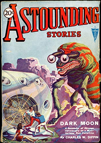 Astounding Stories:  May 1931 - Pulp Magazine (English Edition) - 1931-magazin