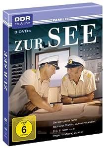 Zur See - Die komplette Serie [3 DVDs]