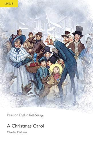 Penguin Readers 2: Christmas Carol Book & MP3 Pack (Pearson English Graded Readers) - 9781408278017