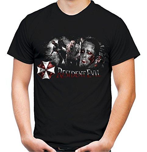 Resident Evil Männer und Herren T-Shirt | Umbrella -