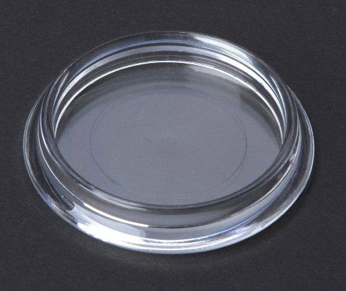 30 mm M/öbeluntersetzer durchsichtig rund /Ø 30 mm innen 8 St/ück M/öbelgleiter glasklar