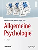Allgemeine Psychologie -