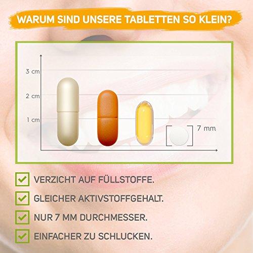 Vitamin D3 Depot 20.000 I.E. (120 Vegane Tabletten) - 6