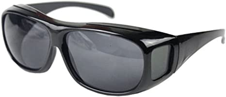 Boolavard Night Sight Night Driving Over Glasses UV Wind Protection