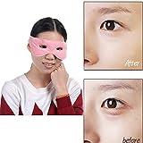 ZSL Masque magnétique massant anti-âge à la tourmaline - convient pour une utilisation à domicile chaud ou froid...