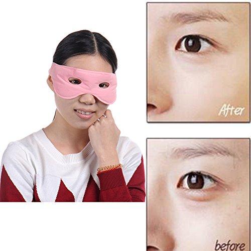 Antienvejecimiento, máscara magnética masajear ojos