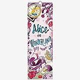 Legami Calendario Da Parete 2019, Dimensioni 16 X 49 Cm-Alice In Wonderland