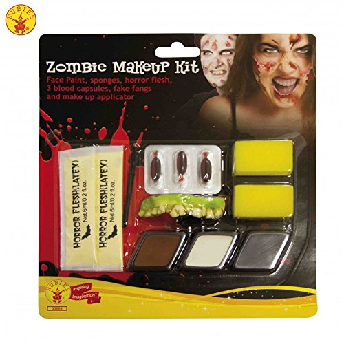 Rubies- Kit Maquillaje Zombie para Hombre