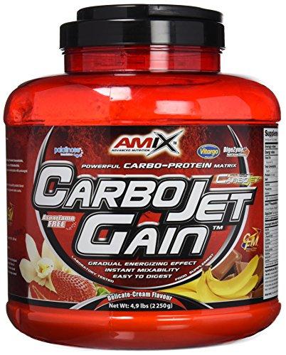Amix Carbojet Gain Carbohidratos - 2250 gr_8594159531512