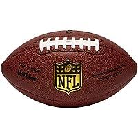 Nuevo Wilson Duke Replica American Football Equipos Deportivos 1143Brown, Marrón, Talla Única