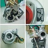 Gowe Turbolader für TD27td04l Turbo 49377–02600Supercharger 14411–7t600Elektrische Turbolader für nis-san Navara qd32Motor