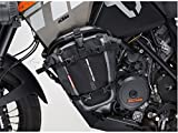 SW-MOTECH Drybag 80 Motorrad Hecktasche grau