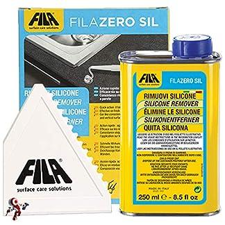 Quita silicona ZEROSIL elimina restos de silicona, pegamento, cinta adhesiva, viejas etiquetas y residuos de espuma de poliuretano.