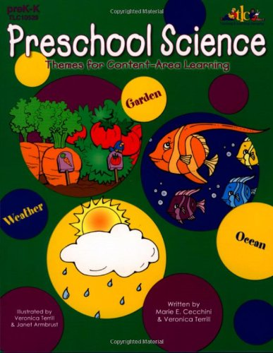 Preschool Science: Garden, Under the Sea, Weather