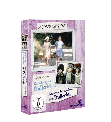 Astrid Lindgren: Bullerbü Spielfilm-Box [2 DVDs]: Alle Infos bei Amazon