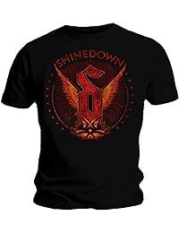 31ed66be Amazon.co.uk: Shinedown - Tops, T-Shirts & Shirts / Men: Clothing